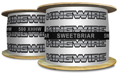 KINGWIRE Shipping, Expediting, Inventory, Cutting, Paralleling, Striping
